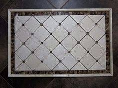 Tile Medallions For Kitchen Backsplash by Travertine Glass Tile Mosaic Medallion For Kitchen Backsplash