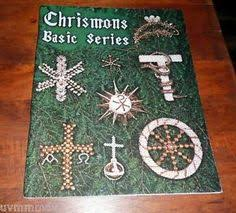 chrismon patterns print templates advent