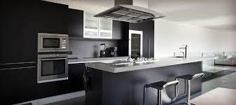 photo cuisine design cuisine plan de travail noir 14 fabricant cuisine design bordeaux
