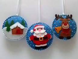 Reindeer Christmas Decoration Pattern by Best 25 Christmas Ornament Sets Ideas On Pinterest Christmas