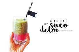 manual do suco detox aprenda como fazer o seu d flor de sal