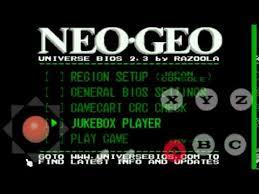 tiger apk tiger arcade modo consola neogeo y cheats android