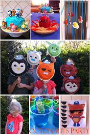 15 best octonauts images on pinterest birthday party ideas this girl loves to talk octonauts party