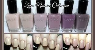 Serum Zoya zoya naturel collection swatches and review pointless cafe