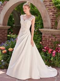 the skinny on satin wedding dresses luxe shimmery and regal