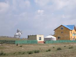 How To Build A Concrete Block House by August 2013 Mongolian Musings