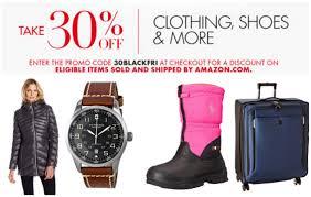 promotion code amazon black friday amazon black friday extra 30 off clothing shoes jewelry