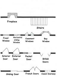 architecture floor plan symbols architect symbols for framing small home plans design build our