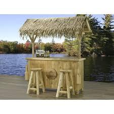 Tiki Patio Furniture by Corona Corona Tiki Bar U0026 Reviews Wayfair