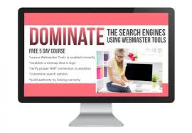 Webmaster Dominate The Search Engines Using Google Webmaster Tools Search