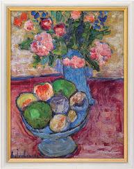 The Blue Vase Alexej Von Jawlensky Art Pieces For Sale