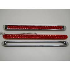 2 17 Slim Red 23 Smd Led Trailer Brake Stop Turn Tail Lights