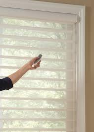 motorized window blinds remote innovative motorized window
