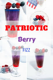 holiday cocktails png patriotic berry fizz a year of cocktails