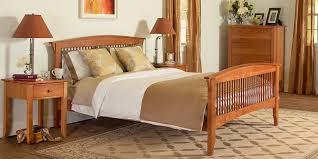 modest decoration cherry bedroom furniture solid cherry bedroom