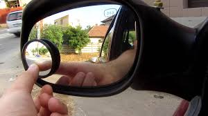 Find My Blind Spot Blind Spot Mirror Unboxing Installation Test Youtube