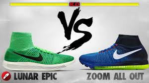 Nike Zoom All Out Flyknit nike lunarepic flyknit vs nike zoom all out