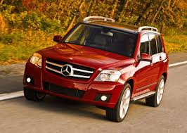 2010 mercedes benz glk 350 young at heart but off the mark the