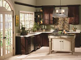 interior design interesting dark schrock cabinets for small