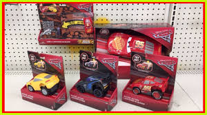 cars 3 toys talking lightning mcqueen jackson storm toy hunt