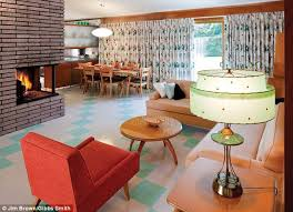 Best MidCentury And Modern Images On Pinterest Architecture - Fifties home decor