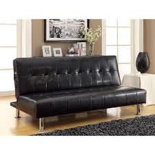 contemporary futon sofa bed milton green lugo plush futon sofa bed hayneedle
