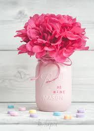 valentine u0027s day mason jar decor or gift jars ka styles