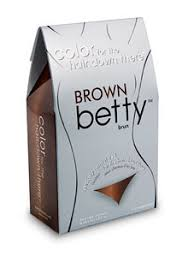 gray pubic hairs brown betty we tried it so you don t have to