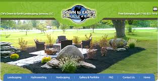 Down To Earth Landscaping by Hardscaping Services Rock Walls Stone Pathways U0026 Firepits