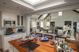 Kitchen Triangle Design With Island by Clever And Coastal Get To Know The Kitchen Triangle Hgtv Dreams