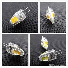 best g4 led bulb 6v dc low voltage lamp highlight cob crystal lamp