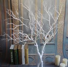 decorative tree branches 1pcs artificial black white tree branches plastic coral artificial