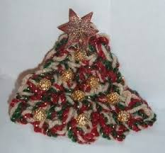 crocheted christmas ornaments thriftyfun