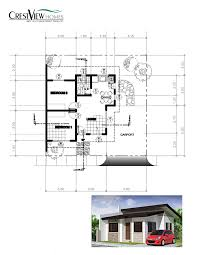 The Seawind Floor Plan by Crestview Homes U2013 Real Property Davao
