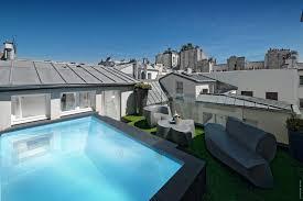 hotel piscine dans la chambre zigzag insolite secret chambre avec vue et piscine