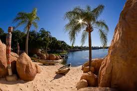 canoe cliff palm tree image 266090 on favim