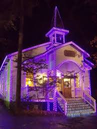 purple christmas lights christmas lights a pretty color alternative to the standard white