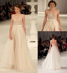 paolo sebastian wedding dress fashion 2014 new paolo sebastian wedding dresses a line organza
