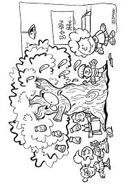 dessin ã colorier magique opã rations cp