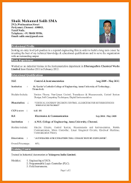 resume format freshers free download document best resume format in word freenload for freshers electrical