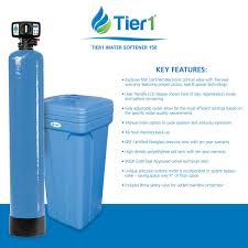 48 000 grain capacity series 165 water softener by tier1