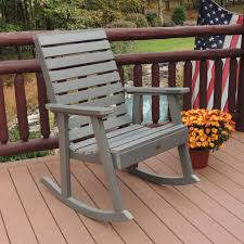 Comfortable Patio Furniture Furniture Mesmerizing Teak Rocking Chairs Comfortable Curved Back