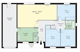 plan d une chambre plan d une maison simple dune villa de 3 chambres 1 lzzy co