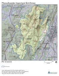 Appalachian Trail Massachusetts Map by Site Summary Mt Greylock