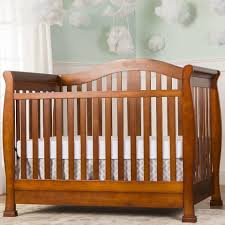 Crib That Converts To Twin Bed by Dream On Me Addison 4 In 1 Convertible Crib Espresso Toys