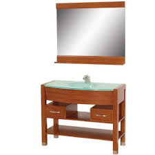 Solid Wood Bathroom Cabinet Wooden Bathroom Cabinets Aloin Info Aloin Info