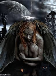 angel or demon pictures freaking news