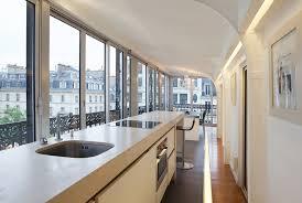 cuisine appartement parisien appartement le yacht cuisine