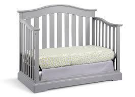 Graco 4 In 1 Convertible Crib Graco Westbrook 4 In 1 Convertible Crib Pebble Gray