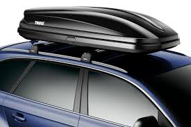 Jetta Roof Rack by Thule Pulse Cargo Box Thule Pulse Rooftop Cargo Carrier